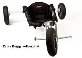Zebra Buggy & Ersatzteile