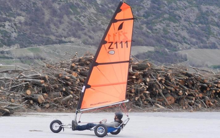 Libre Strandsegler – Micro Competition + Segel dazu