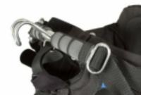 Powerkites Harness-Sitztrapez, Größe M + S