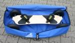 Dragonboard Transporttasche schwarz (Länge 127cm, Breite 23cm)