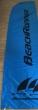 BeachRunner Banner gebogen für Angelrute
