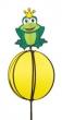 Spinning Frog Prince