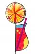 Magic Wheel Cocktail - Schnäppchem