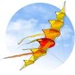 Hoffmanns Bow Kite Sunrise