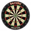 Karella MASTER Wettkampf-Dartboard