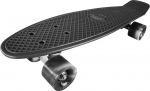 Street Surfing Skateboard Beachboard black